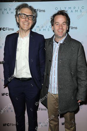 Ira Glass and Mike Birbiglia
