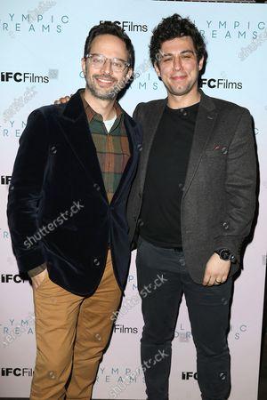 Nick Kroll and Jeremy Teicher