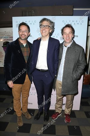 Editorial image of New York Special Screening of 'Olympic Dreams', New York, USA - 12 Feb 2020