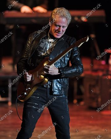 Editorial picture of Don Felder in concert at The Parker Playhouse, Fort Lauderdale, USA - 12 Feb 2020