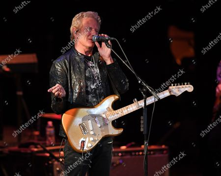 Editorial photo of Don Felder in concert at The Parker Playhouse, Fort Lauderdale, USA - 12 Feb 2020