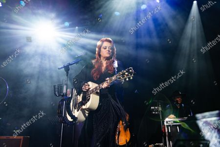 Editorial image of Wynonna and The Big Noise with Bob Weir in concert at The Fillmore, San Francisco, USA - 06 Feb 2020