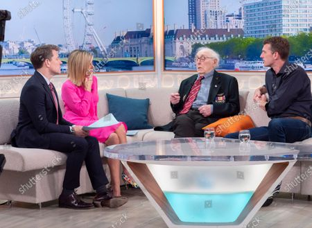 Editorial picture of 'Good Morning Britain' TV show, London, UK - 13 Feb 2020