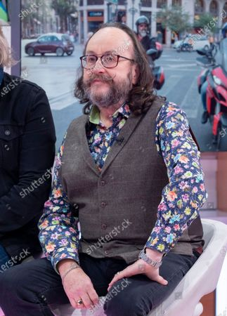 Hairy Bikers -  Dave Myers