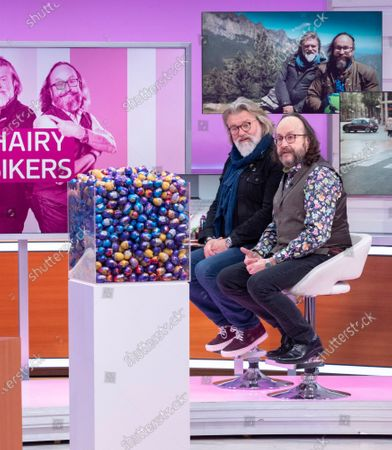 Hairy Bikers - Si King and Dave Myers