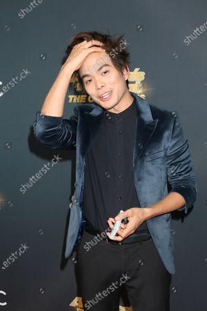 Stock Image of Shin Lim