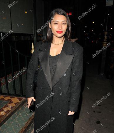 Stock Picture of Vanessa White