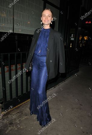 Editorial picture of Gymkhana Reopening Party, London, UK - 12 Feb 2020