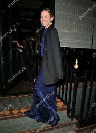 Editorial photo of Gymkhana Reopening Party, London, UK - 12 Feb 2020