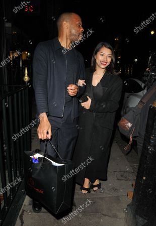Guest and Vanessa White
