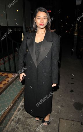 Stock Photo of Vanessa White