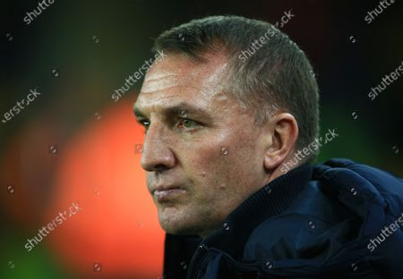 Leicester City manager Brendan Rogers