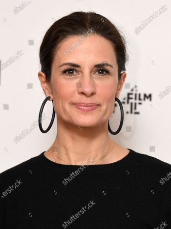 Livia Giuggioli attends the Special Screening of Greed in London. Greed releases in UK cinemas on the 21st February