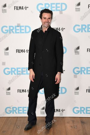 Patrick Duffy attends the Special Screening of Greed in London. Greed releases in UK cinemas on the 21st February