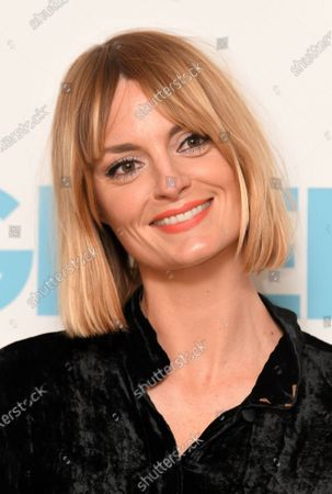 Morgana Robinson attends the Special Screening of Greed in London. Greed releases in UK cinemas on the 21st February