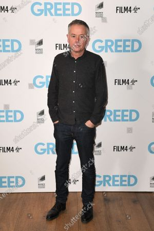 Michael Winterbottom attends the Special Screening of Greed in London. Greed releases in UK cinemas on the 21st February