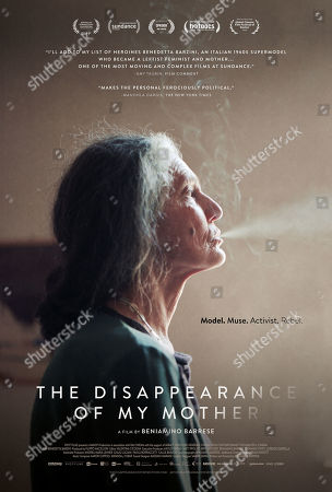 Stock Image of The Disappearance of My Mother (2019) Poster Art. Benedetta Barzini
