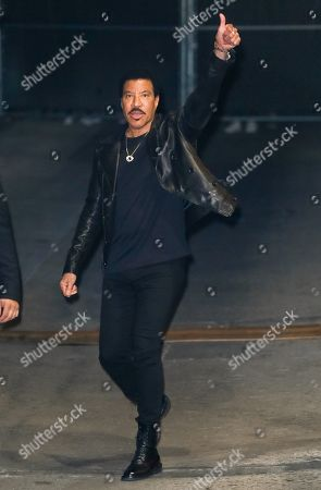 Stock Picture of Lionel Richie