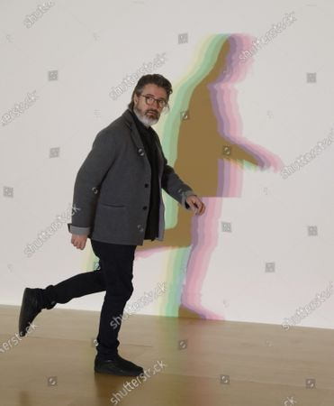 Editorial picture of Olafur Eliasson exhibition in Bilbao, Bilbao Es Es, Spain - 13 Feb 2020