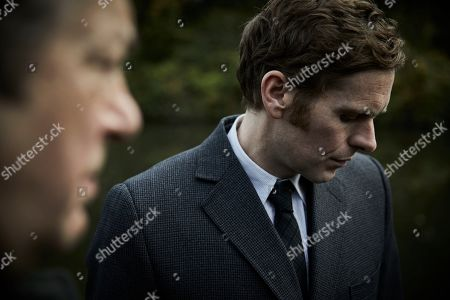 Editorial photo of 'Endeavour' TV Show, Series 7, Episode 3 UK  - 2020