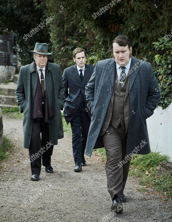 Editorial picture of 'Endeavour' TV Show, Series 7, Episode 3 UK  - 2020
