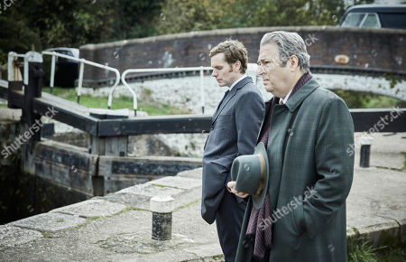 Editorial image of 'Endeavour' TV Show, Series 7, Episode 3 UK  - 2020