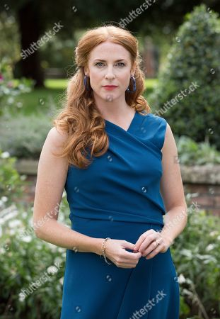 Stock Picture of Rosalie Craig as Megan Wattal.