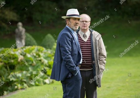 Jason Watkins as DS Dodds and Robert Lindsay as Jim Crockett.