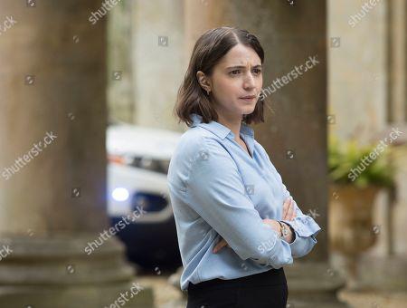 Editorial image of 'McDonald & Dodds' TV Show, Series 1, Episode 1 UK  - 2020