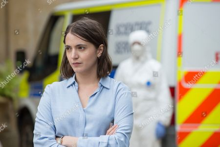 Editorial picture of 'McDonald & Dodds' TV Show, Series 1, Episode 1 UK  - 2020