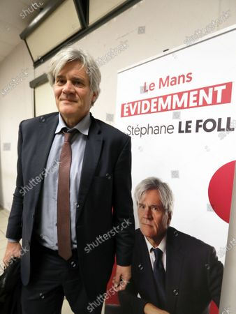 Stock Photo of Stephane Le Foll