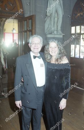 Coronation Street 40th Anniversary party. Alan Rothwell and wife