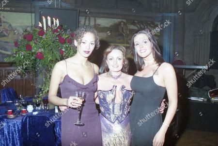 Coronation Street 40th Anniversary party. Jacqueline Piri and Suranne Jones