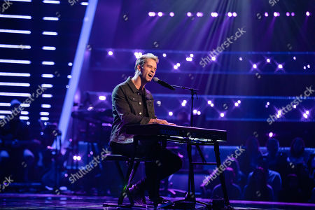 Editorial image of 'The Voice UK' TV show, Series 4, Episode 5, UK - 01 Feb 2020