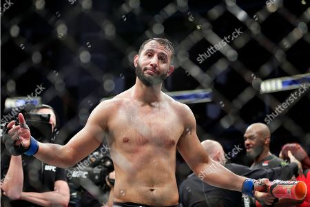 Editorial image of UFC 247 Mixed Martial Arts, Houston, USA - 09 Feb 2020