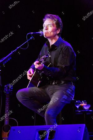 Editorial photo of Richard Marx in concert at the Brown County Music Center, Nashville, Indiana, USA - 12 Feb 2020