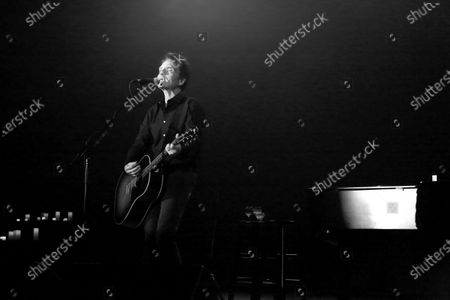Editorial picture of Richard Marx in concert at the Brown County Music Center, Nashville, Indiana, USA - 12 Feb 2020