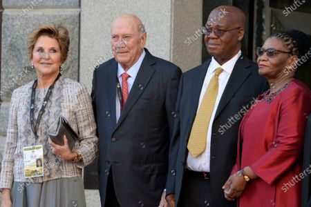 Editorial picture of South Africa SONA opening of parliament, Cape Town - 13 Feb 2020