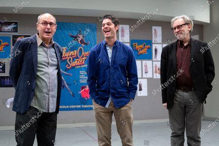 James Lapine, Tom Kitt and Michael Korie