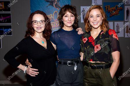 Stock Photo of Michele Ragusa, Carmen Cusack and Erika Henningsen