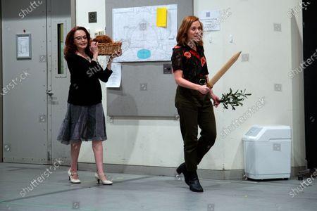 Michele Ragusa and Erika Henningsen