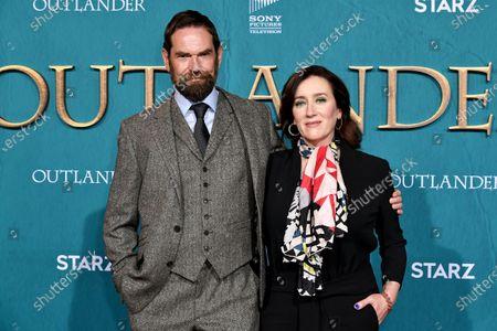 Editorial image of 'Outlander' TV show Season 5 premiere, Arrivals, Hollywood Palladium, Los Angeles, USA - 13 Feb 2020
