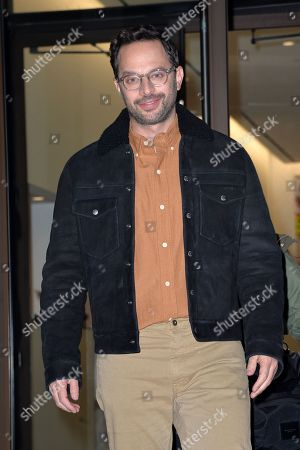 Editorial picture of Nick Kroll at Buzzfeed, New York, USA - 13 Feb 2020