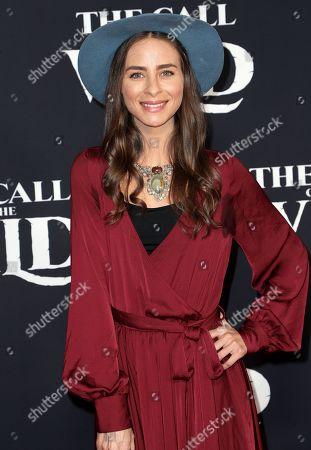 Editorial image of 'The Call of the Wild' film premiere, Arrivals, El Capitan Theatre, Los Angeles, USA - 13 Feb 2020