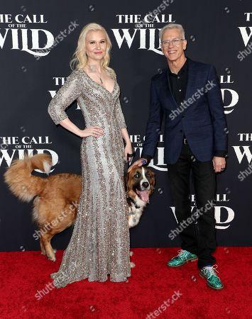 Editorial photo of 'The Call of the Wild' film premiere, Arrivals, El Capitan Theatre, Los Angeles, USA - 13 Feb 2020