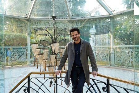 Editorial photo of Anil Kapoor photocall, The Imperial New Delhi, India - 13 Feb 2020