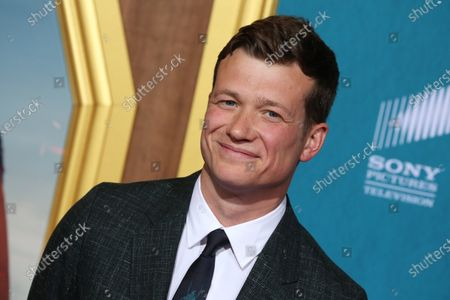 Stock Photo of Ed Speleers