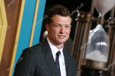 Stock Image of Ed Speleers