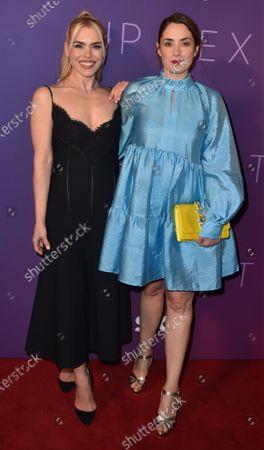 Billie Piper and Lucy Prebble