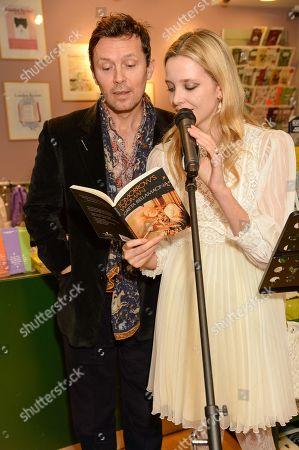 Editorial picture of Greta Bellamacina book 'Tomorrows World' reading, London, UK - 13 Feb 2020